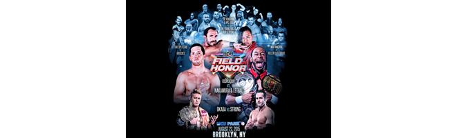 Ring Of Honor Wrestling Field Of Honor 2015