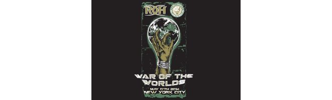 Ring Of Honor Wrestling War Of The Worlds 2014