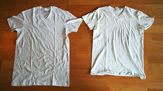 How to shrink a t shirt one hour tees for 100 cotton t shirts shrink
