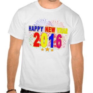 new years eve 2016 t-shirts